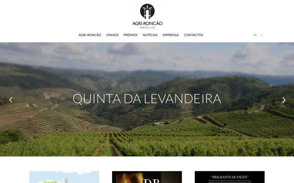 Agri-roncão homepage