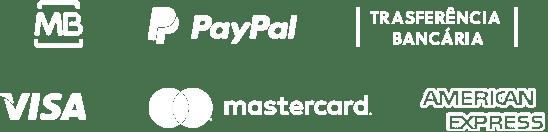 Métodos de pagamentos
