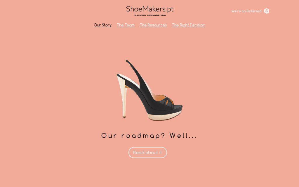 Página Shoemakers