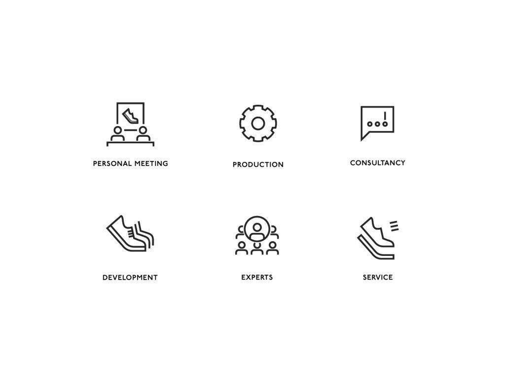 Icons costumizados