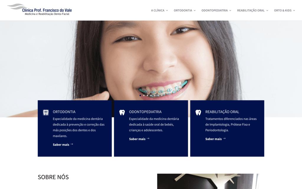 Clínica de Medicina e Reabilitação Dento-Facial Prof. Francisco do Vale