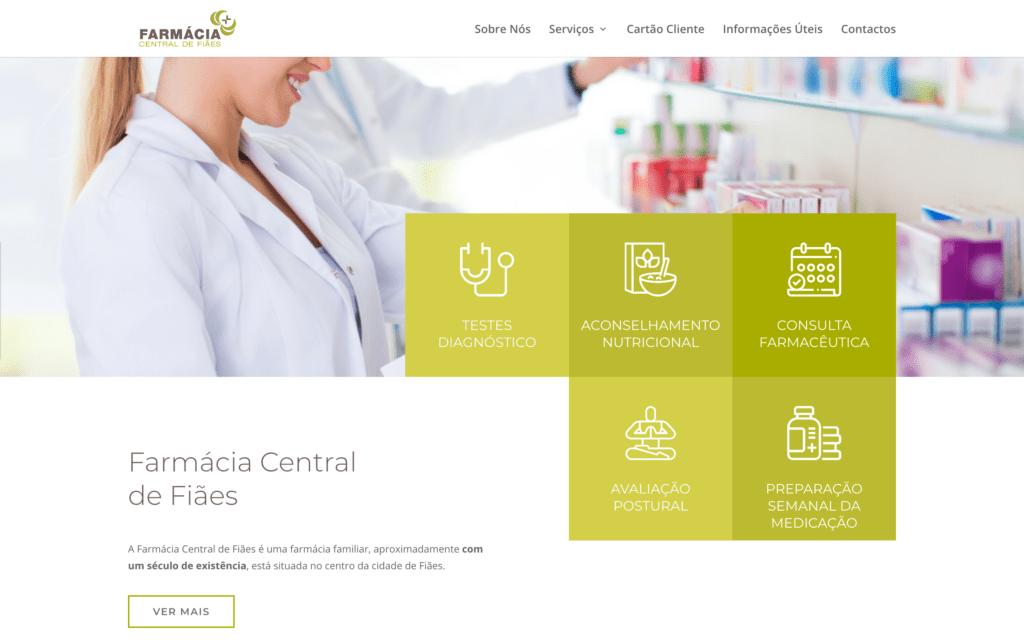 Farmácia Central de Fiães
